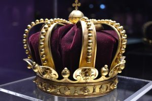 A king's crown.