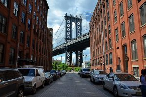 Dumbo - one of the best NYC neighborhood for millennials.