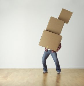 movers in Woodside NY are here to carry boxes for you
