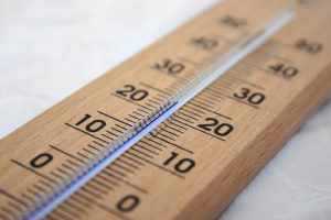 Image of an thermometer