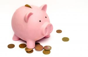 piggy bank will save you money for commuting from NJ to NYC
