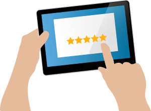 Picture of 5-star ratings