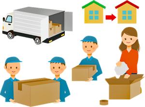 movers packing by Woodside NY moving guide